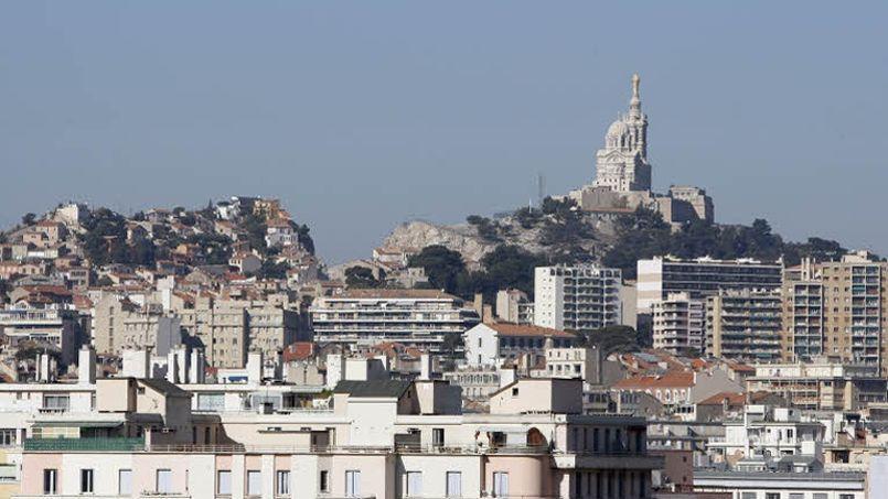 La dette de Marseille atteint 1,8 milliard d'euros, à laquelle s'ajoute l'ardoise de l'intercommunalité (1,4 milliard). Crédit photo: François Bouchon / Le Figaro.
