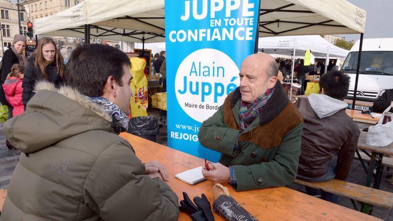 Alain Juppé serait réélu haut la main à la mairie de Bordeaux