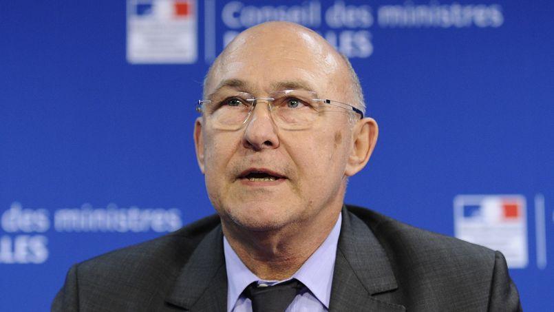 Michel Sapin, ministre du Travail.