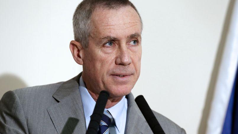 François Molins, le procureur de la République de Paris.