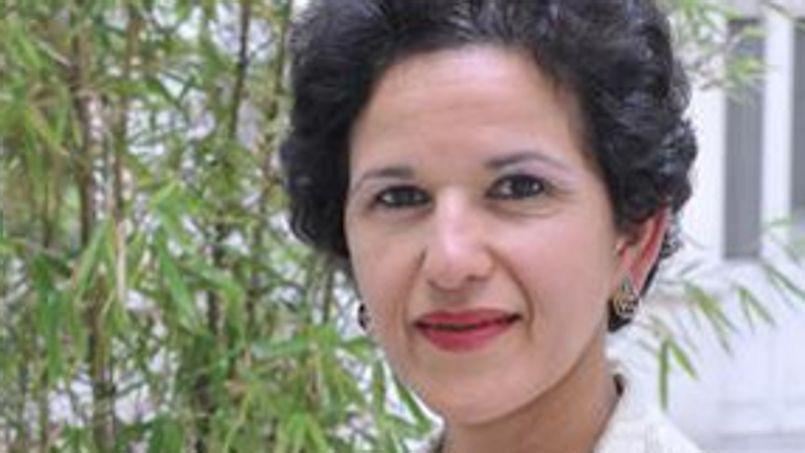 Malika Sorel-Sutter.
