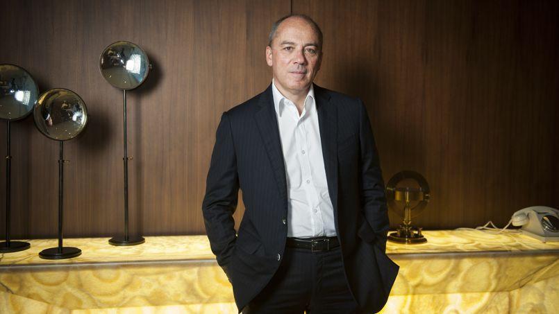 «J'aime ce groupe et j'ai clairement envie de continuer à le diriger», assure le PDG d'Orange, Stéphane Richard.
