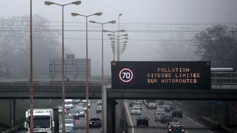 Circulation alternée en cas de pollution: la mesure pourrait déjà s'appliquer