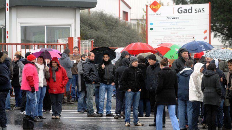 Hausse du chômage : les plans sociaux n'expliquent pas tout