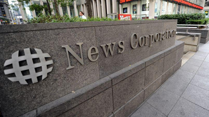 Le siège de News Corporation, à New York.