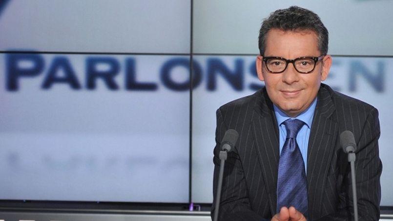 Le journaliste Frédéric Haziza, auteur d'une enquête minutieuse intitulée Vol au-dessus d'un nid de fachos, à paraître le 15janvier chez Fayard.