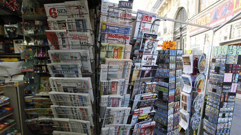 En 2014 et 2015, le marché de la presse devrait baisser de 8% à 10% en volume et de5% en valeur.