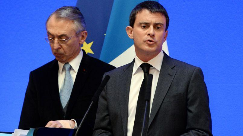 Manuel Valls, ce mercredi.