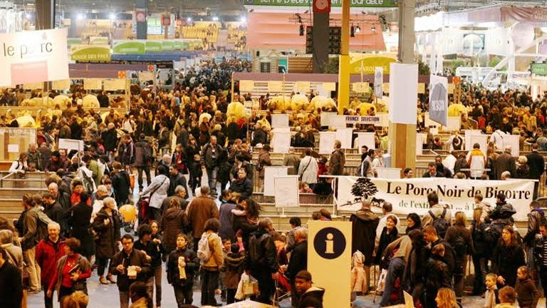 Le salon de l 39 agriculture 2014 se veut high tech for Porte de versailles salon agriculture