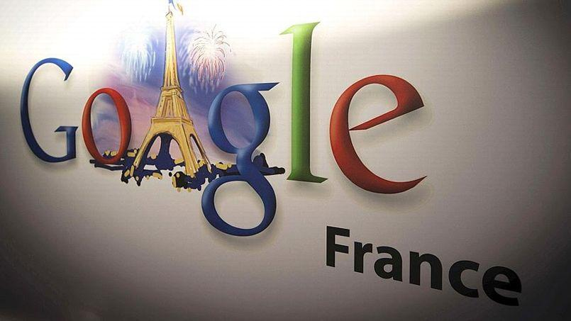 La France inflige une amende record à Google