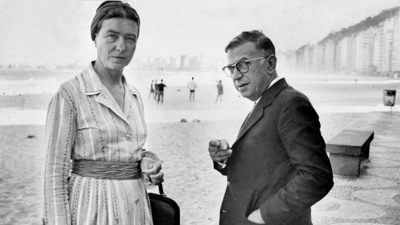 Simone de Beauvoir et Jean-Paul Sartre, dont la rencontre remonte à l'université, ont suivi des chemins intellectuels et personnels très liés.