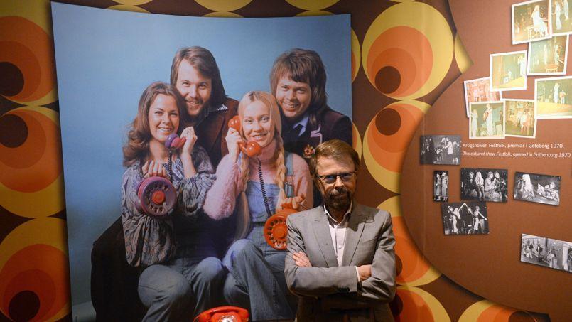 Björn Ulvaeus, ancien guitariste d'ABBA, espère que la Suède deviendra «la première société sans cash».