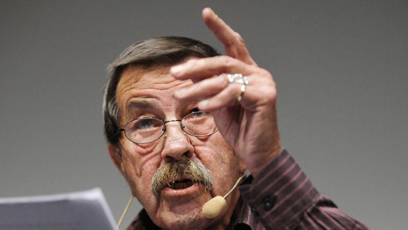 «J'ai maintenant 86 ans, a déclaré l'auteur du Tambour, Günter Grass, au quotidien régional Passauer Neue Presse  . Je ne crois pas que je réussirai [à écrire] encore un roman.»  Crédits photo: AFP/JOHN MACDOUGALL.