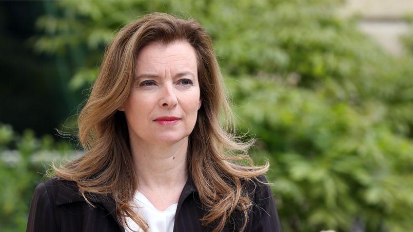 Valérie Trierweiler, le 7 mai 2013.