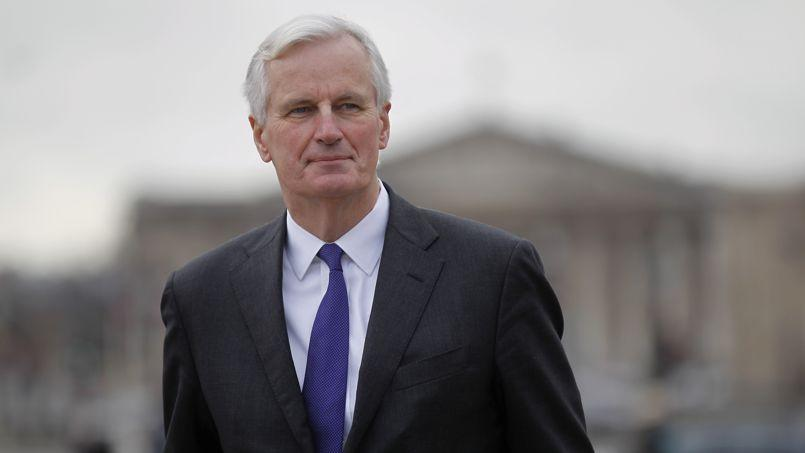 Michel Barnier, lundi à Paris: «Les cinq ans qui viennent doivent permettre à l'Europe de reprendre l'initiative»