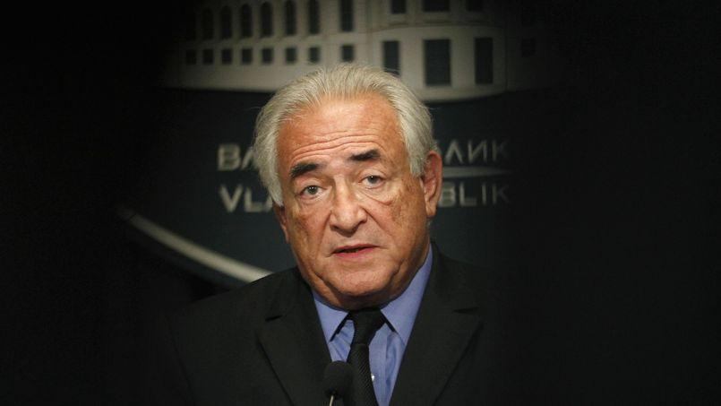 L'ancien patron du FMI, Dominique Strauss-Kahn.