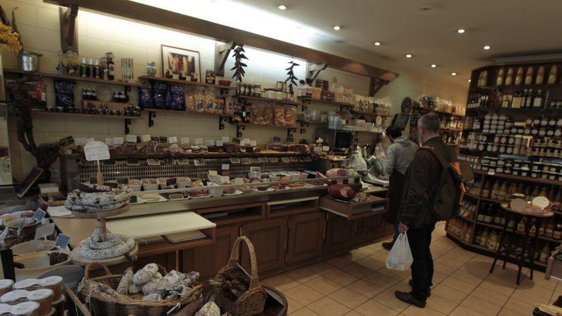 Le nombre de fermetures de commerces d'alimentation générale atteint un record en 2013.