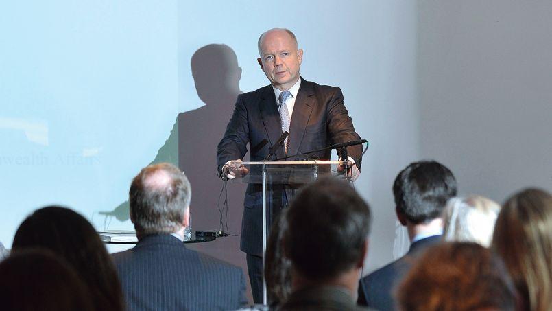 En visite à Glasgow vendredi, le ministre des Affaires étrangères britannique, William Hague, a dressé le portrait d'une Écosse affaiblie.