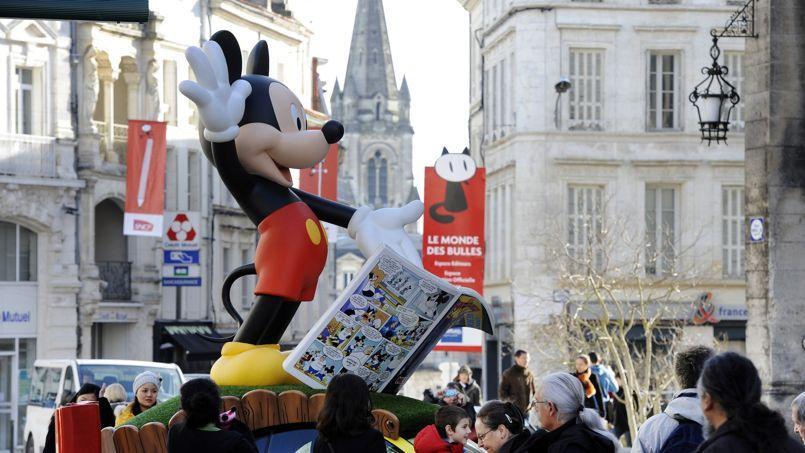 Le festival d'Angoulême doit faire face, deux semaines avant son ouverture, au mécontentement d'une majorité de ses académiciens.