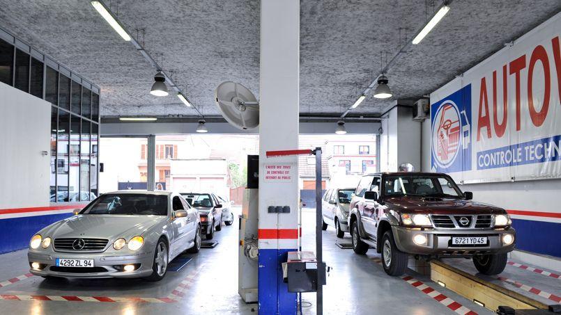 Vente D Une Voiture Controle Technique : pr parer sa voiture pour le contr le technique ~ Gottalentnigeria.com Avis de Voitures