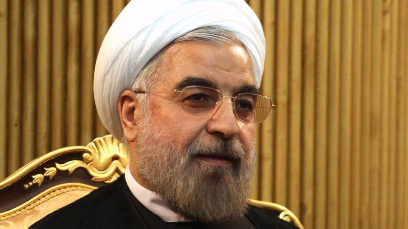 Hassan Rohani, le président iranien, a présenté l'accord de Genève comme une victoire:«Les superpuissances ont capitulé devant la grande nation iranienne.»