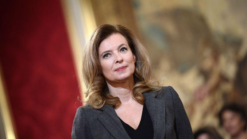 Valérie Trierweiler est en convalescence à la résidence de la Lanterne.