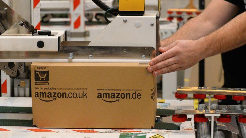 Amazon veut expédier des produits avant qu'ils soient commandés