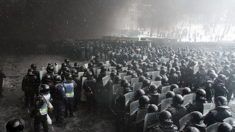 Ukraine : la démission du gouvernement à l'étude