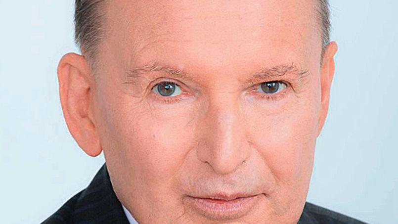 Raymond Soubie fête les 15ans d'AEF