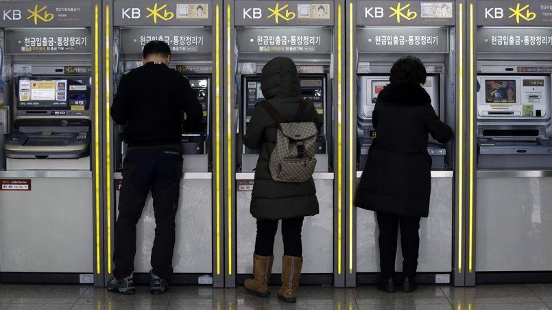 Kookmin Bank fait partie des entreprises dont les données ont été dérobées.