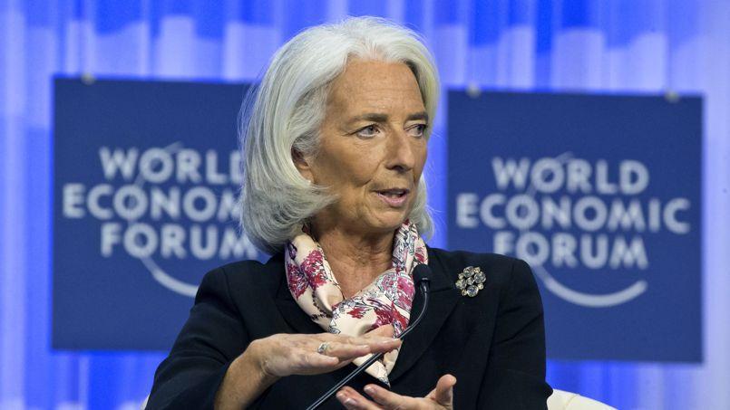 Au forum de Davos, l'économie mondiale se résume en trois R: Reprise, Risque et Réinitaliser