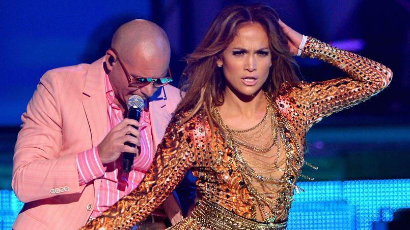 Jennifer Lopez et Pitbull interpréteront We are one, l'hymne de la Coupe du Monde 2014.