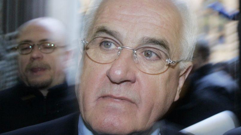 Peter Hartz, père des réformes allemandes mises en place par le chancelier social-démocrate Gerhard Schröder en 2010.
