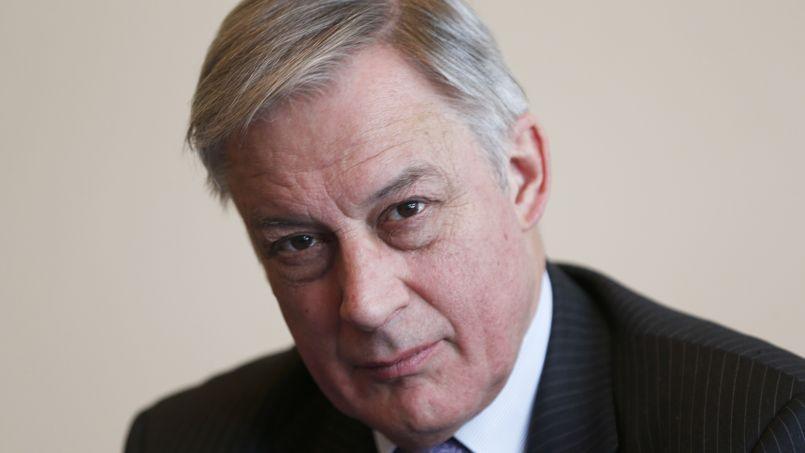 Christian Noyer, gouverneur de la Banque de France.