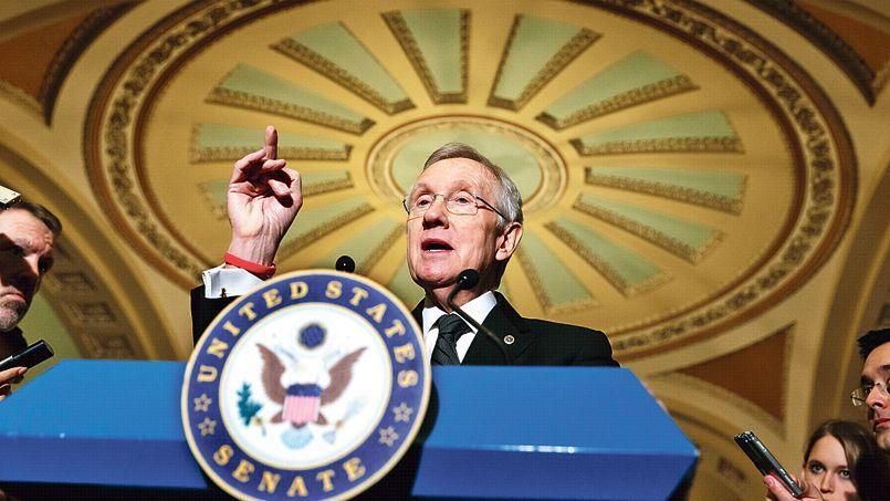Harry Reid, leader démocrate au Sénat: «Je suis contre la procédure accélérée».