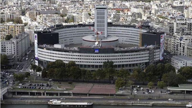 La Maison de la Radio. crédit Radio France