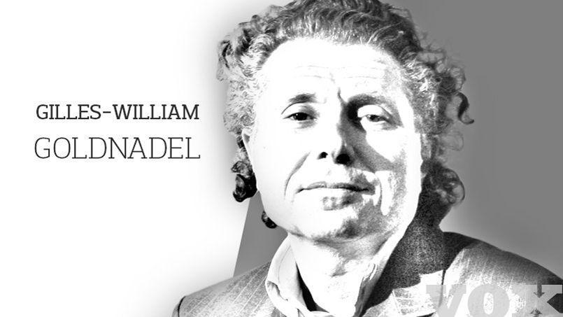 L'avocat Gilles-William Goldnadel