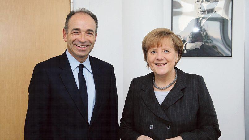 Le président de l'UMP, Jean-François Copé, a été reçu mardi à Berlin, par la femme la plus puissante d'Europe, Angela Merkel.