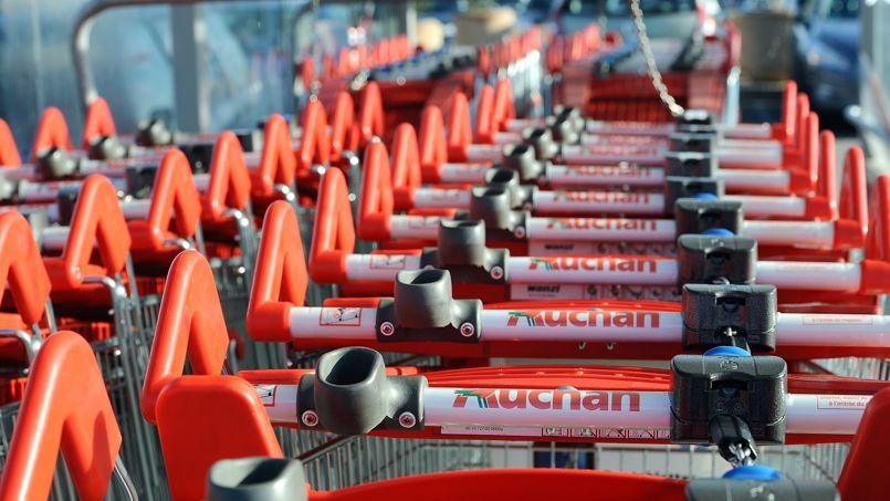 Une caissière de chez Auchan licenciée pour une faute à trois euros