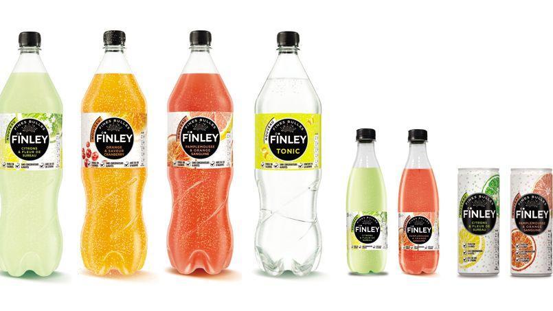 La marque Finley sera commercialisée d'abord en France, à partir d'avril, avec de nouveaux formats dont une canette de 25 cl.