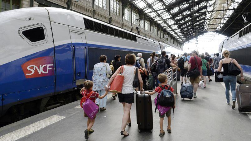 Guillaume Pepyl veut «retravailler les dessertes du TGV, dont un tiers sont déficitaires».