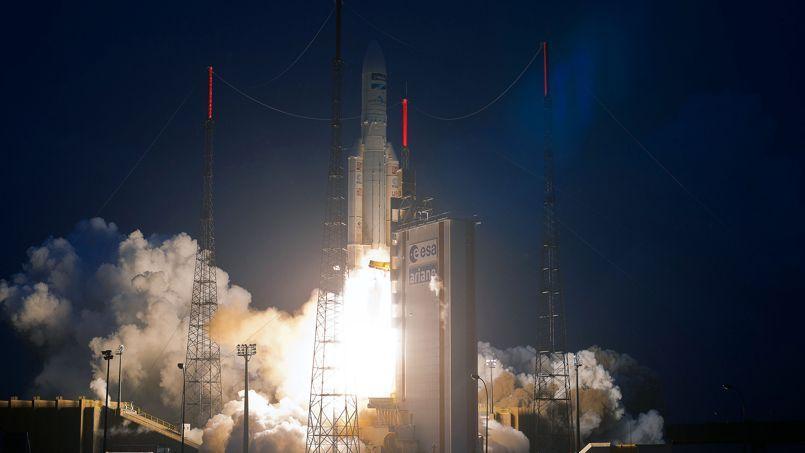 Le rapport de force entre les industries spatiales américaines et européennes