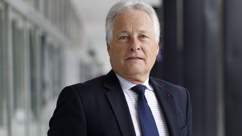 Jean-François Roubaud, le président de la CGPME.