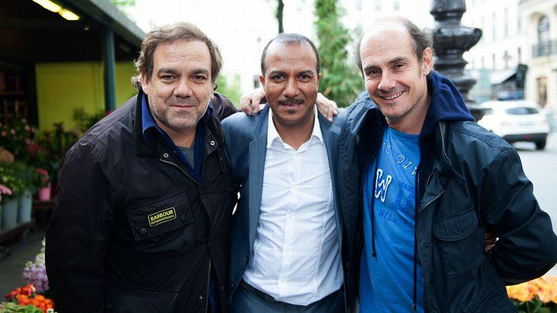 Très bon démarrage pour le film du trio comique, Les Trois frères, le retour.