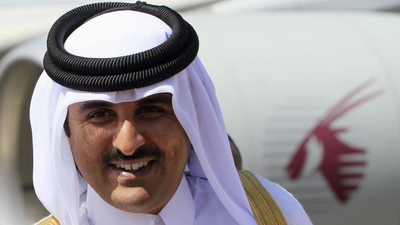 Sheikh Tamim ben Hamad al-Thani, président du fonds QIA.