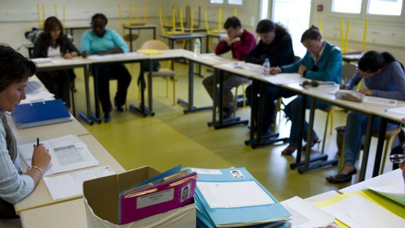 Au lycée, la décision de redoublement est prise lors du conseil de classe.