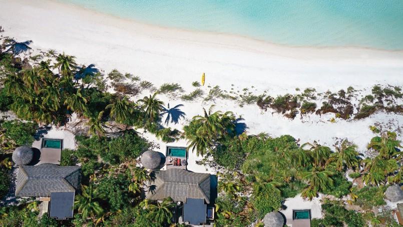 Le numéro un de l'hôtellerie locale, le groupe Pacific Beachcomber emmené par Dick Bailey, Californien tombé sous le charme de la Polynésie il y a une trentaine d'années, a décidé de matérialiser le rêve Brando.