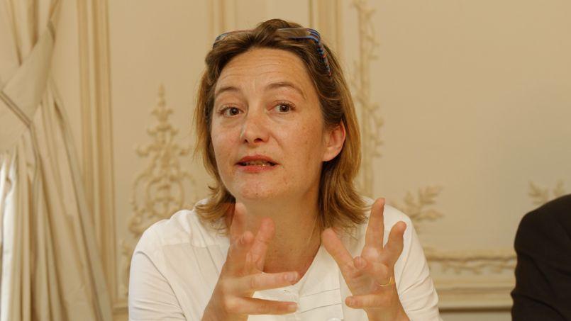 Ludovine de la Rochère, présidente de la Manif pour tous. JC Marmara/Le Figaro Magazine