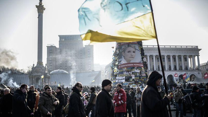 L'Ukraine, enjeu d'une nouvelle guerre froide où l'Europe n'a pas sa place