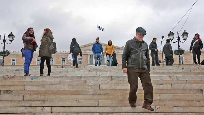Avec un taux de chômage à 28% et une consommation en berne, l'économie grecque révèle encore une puissante léthargie.